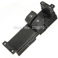 Wholesale Power Side Panels - 2 Door Driver Side Master Panel Power Window Switch For VW Golf 99-06 MK4 Free Shipping