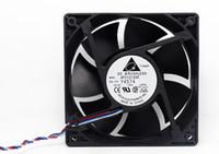 Wholesale Intel I - Wholesale: Delta AFC1212DE 120*120*38 12cm 12V 1.6A PWM I mill temperature wind fan 4 line (PWM)