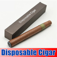 Wholesale Electronic Cigar Pack - Cigar flavor vapor cigarettes Hot Sale !!! Electronic Cigarette Disposable Cigar E Cigarette 1300 Puffs each with Retail Pack waitingyou