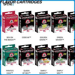 Discount starbuzz e hose dhl - Starbuzz E Hose cartridges refillable Multi Flavor E Hose atomizer Various Flavours for Starbuzz ehose Mod DHL 4piece pa