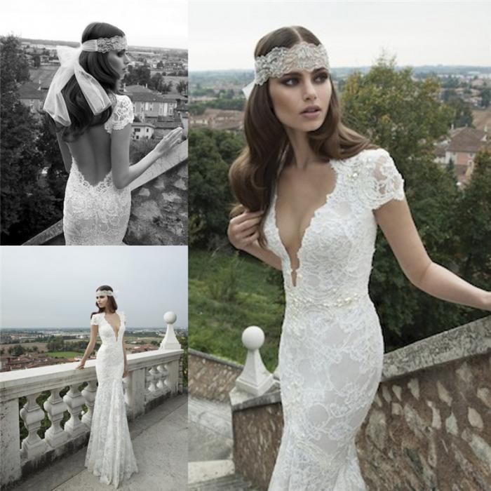 Beach Wedding Dress 2015