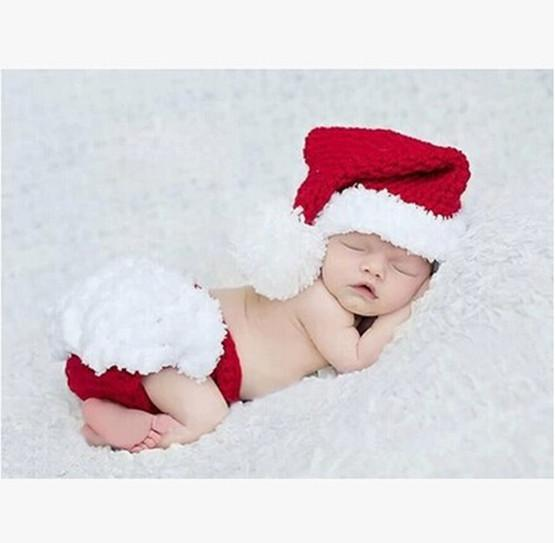 Online Cheap New Girls Boys Baby Photography Props Knitted Photo ...
