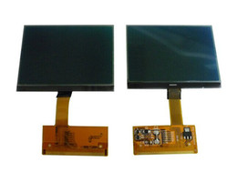 Wholesale Audi S3 Vdo Lcd Display - Newest Version LCD Cluster Display - For AUDI TT S3 A6 VW VDO LCD Display free shipping