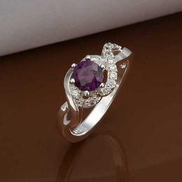 925 silver austria crystal 2018 - Wholesale 925 Silver Ring,925 Silver Fashion Jewelry,Inlaid Zircom Austria Crystal Ring New Arrival SMTR323 cheap 925 si