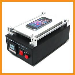 Wholesale Building Repairs - 2014 Newest Built-in Air Pump Vacuum LCD Separator 3rd Generation Mobile Phone LCD Screen Separator Repair Tool Machine