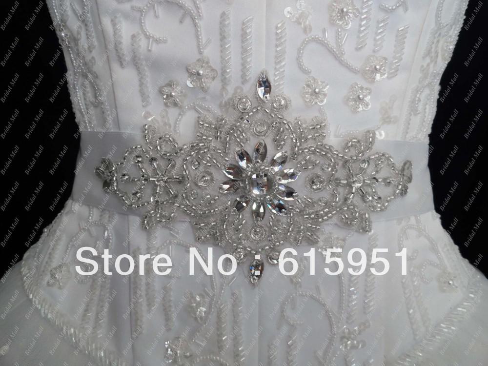Neue Freie Verschiffen 2019 Neue Mode Luxus Perlen Strass Kristall Hochzeit Schärpen Braut Gürtel Für Brautkleider