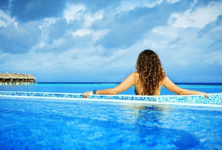Glass Mosaic Tile Pool Tile Blue Color Wall Tile Popular Design Mosaic