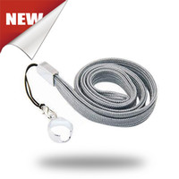 Wholesale Ego Landyard - Landyard Colorful Ego Electronic Cigarette Lanyard Neck Sling with a Ring for Ego-T Ego-C Twsit Ego-W E Cigarette Battery String with DHL