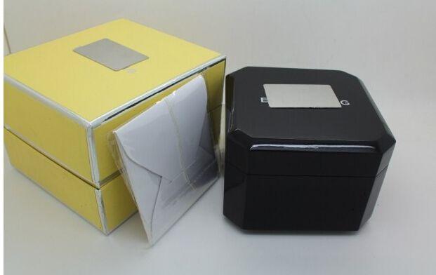 Luxus Herrenuhr Box Original Innere Äußere Frau Uhren Boxen Männer Armbanduhr box