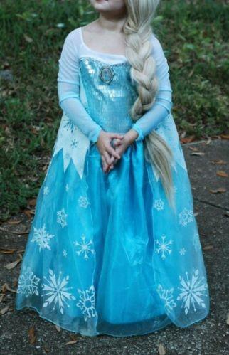 2014 Brand Kids Baby Girls Princess Dress Frozen Dress Elsas And Annas Girl Dressesfrozen Princess Elsa Anna Dress Nz 2019 From Karen201309 Nz