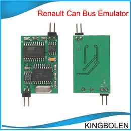 Wholesale Emulator Renault Can Bus - RENAULT DASHBOARD CAN Emulator Renault CAN bus emulator Immo Emulator free shipping