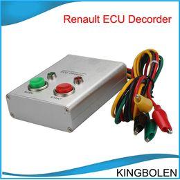 Wholesale Ecu Decoder - Renault ECU Decoder Professional Renault ECU Engine immobilizer system tool Free shipping