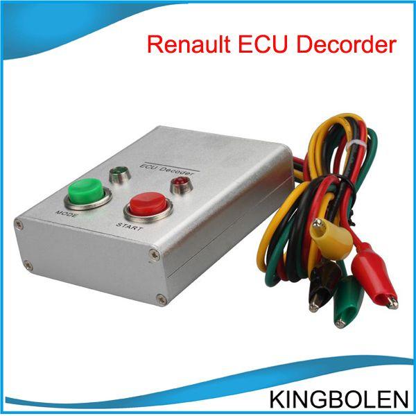 Renault ECU Decoder Professional Renault ECU Engine immobilizer system tool Free shipping