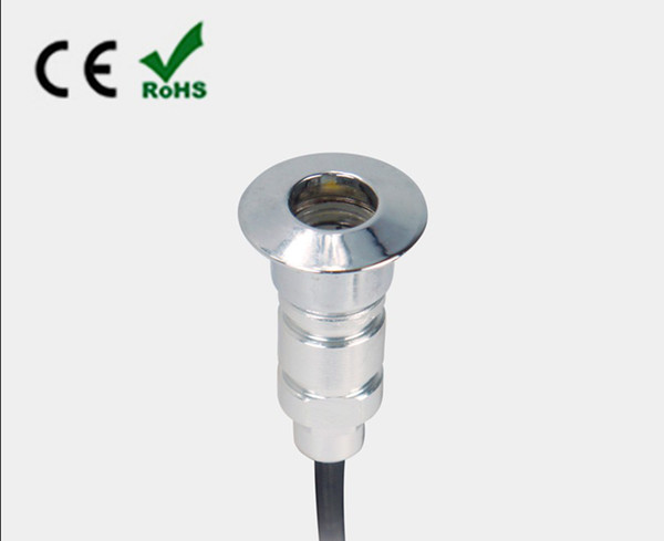 LED Deco свет 10 шт./лот водонепроницаемый IP65 LED палуба шаг света утопленные лестницы лампа Paitio в земле прожектор сад лампа настенный светильник 12 В