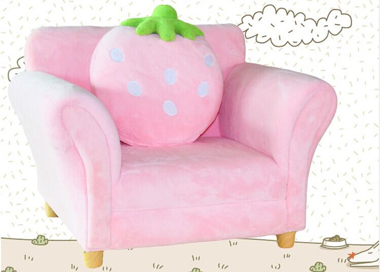 Sensational 2019 Coral Velvet Children Sofa Chairs Cushion Furniture Set Cute Strawberry Style Couch For Kids Room Decor Christmas Birthday Gift From Jackylucy Gmtry Best Dining Table And Chair Ideas Images Gmtryco