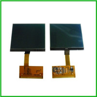 Wholesale Audi Tt Screen - New Design For AUDI TT LCD Display Screen For A3 Jaeger A4 LCD CLUSTER DISPLAY 10pcs lot free ship