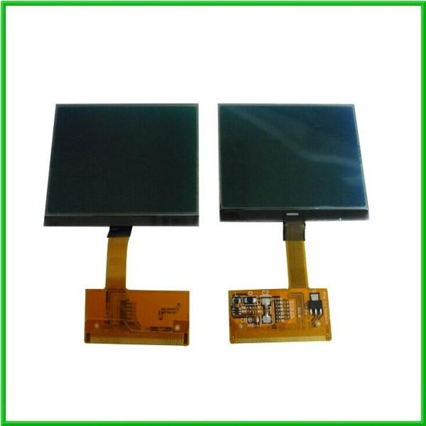 best selling New Design For AUDI TT LCD Display Screen For A3 Jaeger A4 LCD CLUSTER DISPLAY 10pcs lot free ship