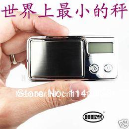 electronic pocket scale pcs 2019 - Wholesale-3 pcs  lot Hot Selling MINI Jewelry Sale 100g x 0.01g mini least Pocket Electronic Digital Jewelry accurate Sc