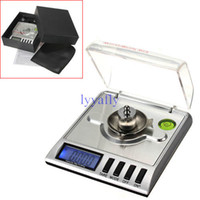 Wholesale Precision Digital Weight Scale Grams - Wholesale-0.001g 30g High Precision Digital Electronic Milligram Gram Balance Weight Scale