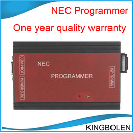 Wholesale Ecu Flasher Chip Tuning - NEC Programmer Odometer Mileage Programmer ECU MCU Flasher Nec Chip Tuning programmer free shipping