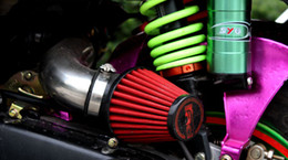 Filtre à air de filtre à air de tête de tête de champignon universel de RAD pour des accessoires modifiés de moto Yamaha