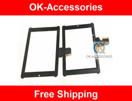 Wholesale Glass Digitizer Replacement Asus - For Asus Fonepad 7 ME372cg ME372 Replacement Touch Screen Digitizer Glass Touch Panel 1PC Lot High Quality Free Shipping