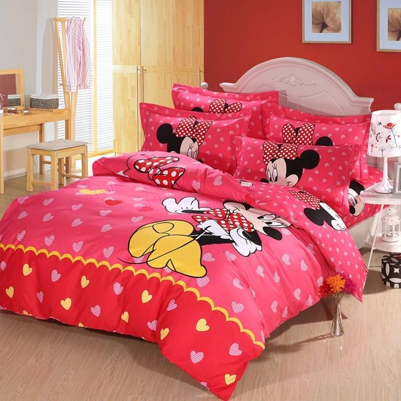 See larger image. New Arrival Mickey And Minnie Mouse King Queen Adults Cartoon