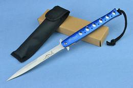 Couteau de chasse à l'espadon en Ligne-Walther Swordfish Matériel de survie en plein air EDC Pocket Knife couteau de chasse camping couteau couteaux 1 pcs