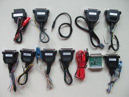 strumento di correzione del chilometraggio carprog free car prog v 10.05 con tutti gli adattatori e tutti gli 21 adattatori CAR PROG da chilometraggio auto fornitori