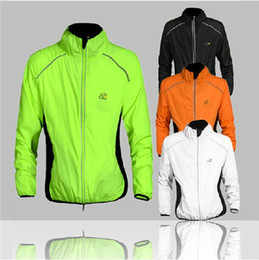Wholesale Tour France Wind Coat - Tour de France Bicycle Cycling Jersey Men Riding Breathable Jacket Cycle Clothing Bike Long Sleeve Winter Wind Coat 5 Colors 2016  2017 new