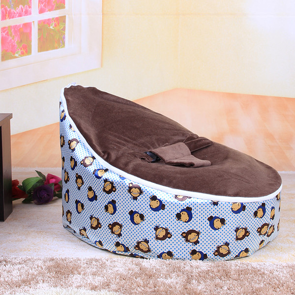 Baby Bean Bag Chair Cover BB177 FOB Factory Cheapest Price