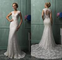 Wholesale Keyhole Back Wedding Dress - Buy Cheap Keyhole Back ...