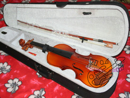 NEW 4 4 VIOLIN FULLSize , with Case, BOW, High quality Adults Violin Pine panel