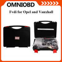 Wholesale Avdi Opel - DHL With Dongle Newest AVDI FVDI OPEL VAUXHALL Commander ABRITES Commander for OPEL VAUXHALL +Hyundai KIA+Tag V6.6