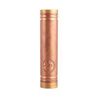 Wholesale Nemesis Cig - Vanilla copper mech mod mechanical mod e cig vaporizer pen ecig VS stingray stainless nemesis 26650 panzer and kayfun atomizer(0207064