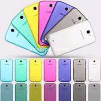 Wholesale Transparent Anti Dust Plug Wholesale - Slim Ultra Thin TPU Frosted Matte Transparent Skin with Anti Dust plug Cover Case For Samsung Galaxy Note 2 II N7100 Free Shipping 10pcs lot