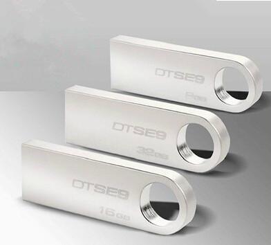 100% Capacité originale réelle 2 Go 4 Go 8 Go 16 Go 32 Go 64 Go 128 Go 256 Go Étanche Inoxydable Rotatif Porte-Clé USB 2.0 Mémoire Flash Pilote