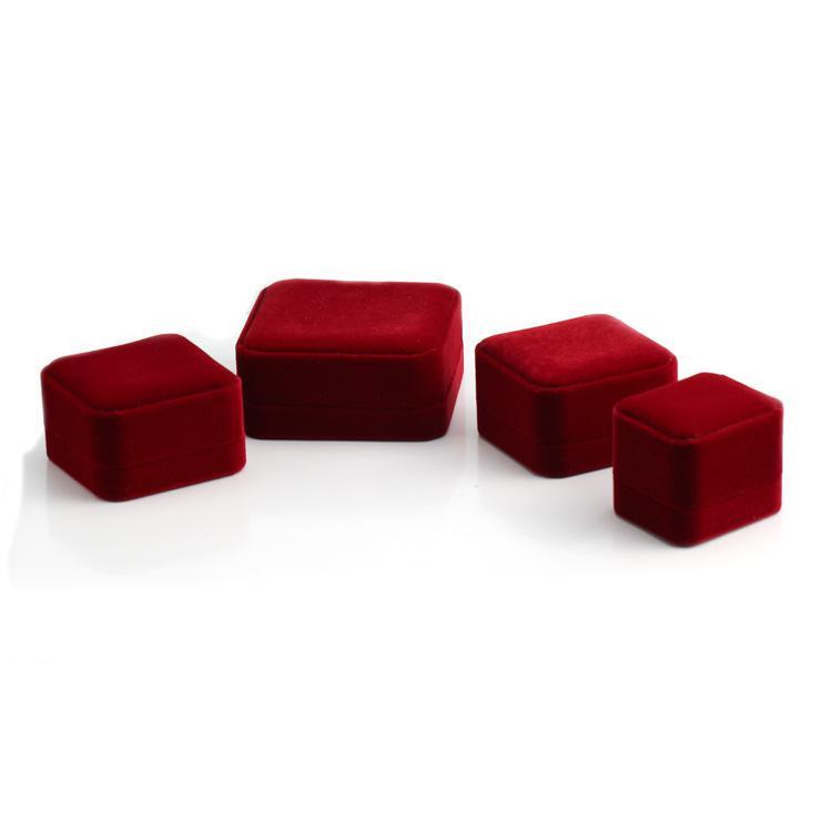 Purplish Red Jewelry Velvet Boxes Ornament Storage Boxes Earrings Pendant Box Bracelet Bangle Necklace Box Jewelry Packaging Box Gift Box Velvet Boxes ...  sc 1 st  DHgate.com & Purplish Red Jewelry Velvet Boxes Ornament Storage Boxes Earrings ...