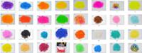 Wholesale Loom Dual - Pick UP 32Colors Rainbow Loom Bands Refill Kit DIY Wrist Bands Dual Color Bracelet for kids ( 600 pcs bands + 24 pcs C or S clips )