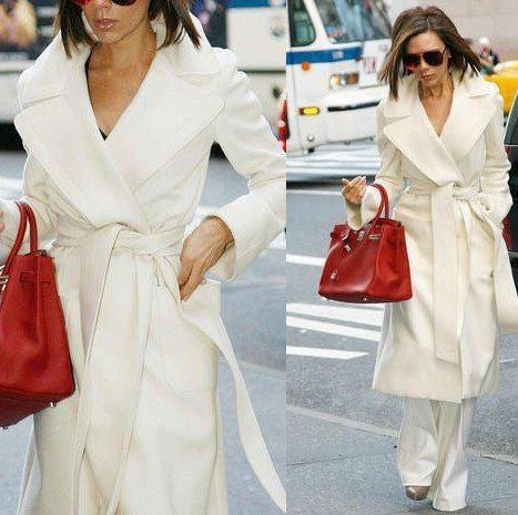 2014 nuovo nobile grande risvolto giacca a vento cappotto femminile trincea per la moda donna, lungo Trench Lady Coat per le signore