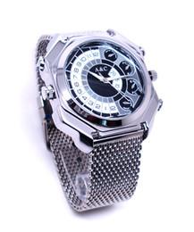Wholesale Vision Sounds - Camera Watch 8gb Spy Wrist Watch HD 1080P Spy Digital Watch Waterproof Hidden Cam Sound Detection Security Camera Night Vision Clock DVR