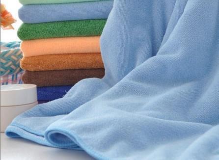 Mikrofaser Bad Blatt Strand Handtuch Mikrofaser Handtücher saugfähigen Tücher Trocknen Tuch XL 30 CM X70 CM YJ1