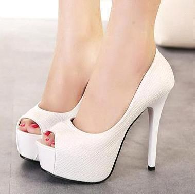 fashion red soles summer shoes woman sexy thin high heels platform pumps 2014 ladies ankle strap Sandals for women high heel shoes