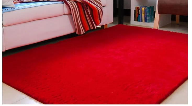 wholesale on sale 80 120cm red carpet soft rugs and carpets washable