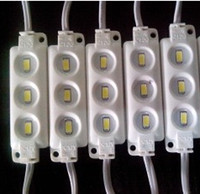 Wholesale Smd Store - LED store front window led module light sign bar SMD 5630 5730 3LED Injection cool white ip68 Waterproof Strip Light