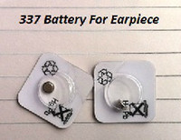 Wholesale Button Battery Silver Oxide - Good quality SR416SW SR337SW battery for electronic earpiece