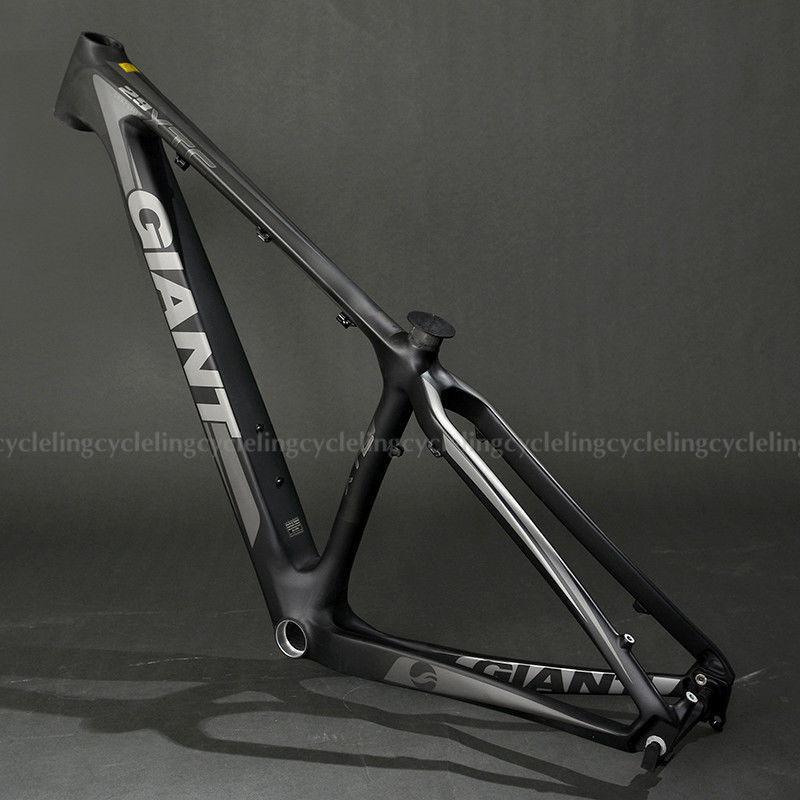 Giant Original Xtc Composite 29er Fr Carbon Frame 29 Mtb Frame Size ...