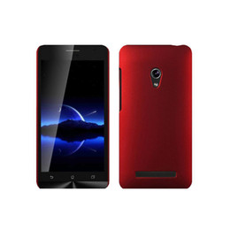 Wholesale Hard Snap Case - S5Q Snap On Rubberized Matte Hard Case Back Cover Grind arenaceous Protector For Asus Zenfone 5 AAADTK