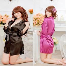 Nouvelle arrivée vente chaude Mesdames sexy taille Plus Lingerie, violet, noir, peau, ensemble de vêtements sexy rose, vêtements de nuit pour femmes ? partir de fabricateur