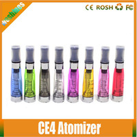 Promotion elektronische Zigarette 1,6 ml CE4 Atomizer cartomizer 510 Ego, Ego t, Ego w EVOD Vision Spinner Batterie CE5 CE6 CE7 T2 Clearomizer